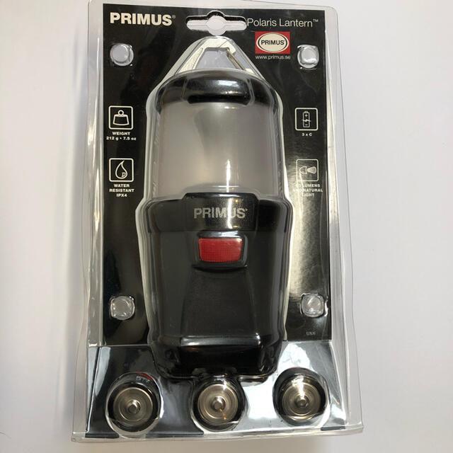 PRIMUS(プリムス)の【新品未使用】プリムス ポラリス LEDランタン スポーツ/アウトドアのアウトドア(ライト/ランタン)の商品写真