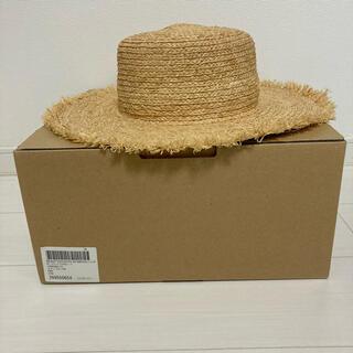 ビューティアンドユースユナイテッドアローズ(BEAUTY&YOUTH UNITED ARROWS)のユナイテッドアローズ 麦わら帽子 ラフィアハット(麦わら帽子/ストローハット)