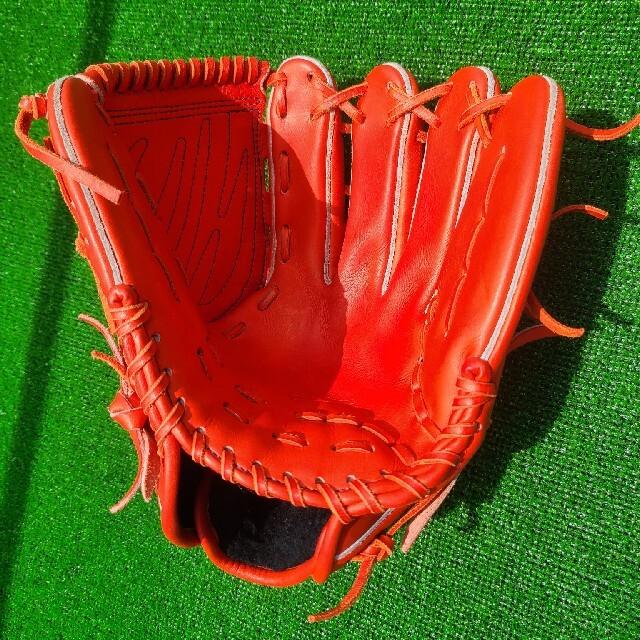 ONYONE(オンヨネ)のアイピーセレクト アルモニーア 投手用 スポーツ/アウトドアの野球(グローブ)の商品写真