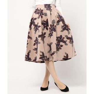 リエンダ(rienda)のrienda スカート(ひざ丈スカート)