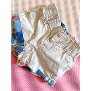 ベビーギャップ(babyGAP)のbabyGAP ベビーギャップ ショートパンツ 60cm(パンツ)