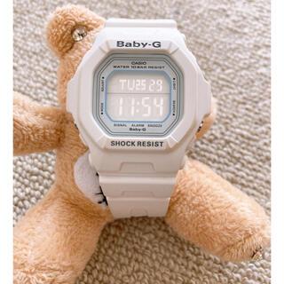 ベビージー(Baby-G)のCASIO Baby-G BG-5600WH (腕時計)