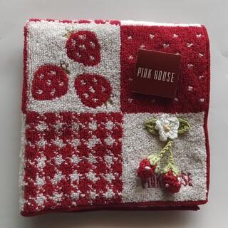 PINK HOUSE - ピンクハウス タオルハンカチ