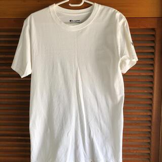 チャンピオン(Champion)のチャンピオン  Tシャツ 白 ホワイト(Tシャツ(半袖/袖なし))