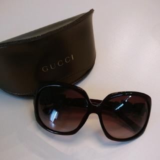 Gucci - Gucci サングラス 最終値下げ!