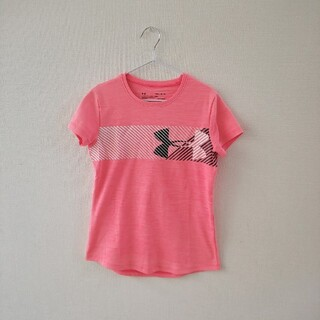 アンダーアーマー(UNDER ARMOUR)の最終お値下げ☆UNDER ARMOUR☆速乾Tシャツ☆140(Tシャツ/カットソー)