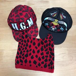 ヒステリックミニ(HYSTERIC MINI)のヒステリックミニ キャップ ニット帽(帽子)