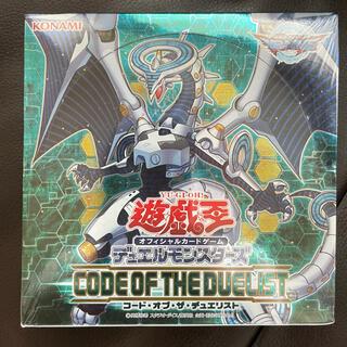 ユウギオウ(遊戯王)の遊戯王 コード・オブ・ザ・デュエリスト 1BOX(Box/デッキ/パック)