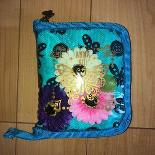 アナスイ(ANNA SUI)のANNA SUI バタフライ エコバッグ ✨美品✨(エコバッグ)