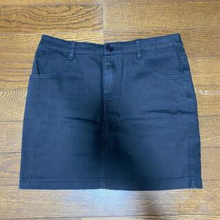 マテリアルガール(MaterialGirl)の黒ミニスカート(ミニスカート)