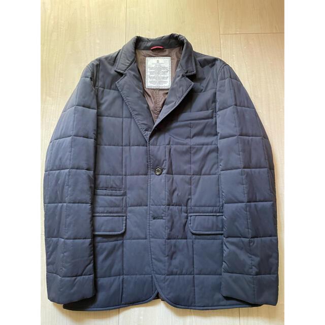 BRUNELLO CUCINELLI(ブルネロクチネリ)のブルネロクチネリ 中綿ジャケット S メンズのジャケット/アウター(テーラードジャケット)の商品写真