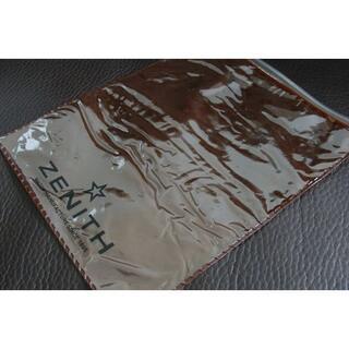 ゼニス(ZENITH)のZENITH ゼニス 時計用 YKK社製 チャック付 小物入れ袋 ビニール袋(その他)