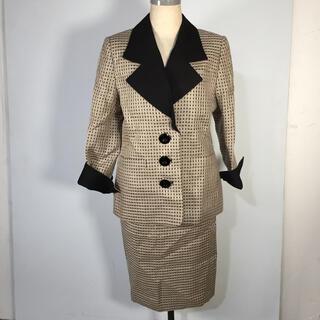 Christian Dior - クリスチャンディオール  レディース スーツ ジャケット&スカート 9号 麻