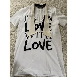 ドルチェアンドガッバーナ(DOLCE&GABBANA)のドルチェアンドガッバーナTシャツ(Tシャツ(半袖/袖なし))