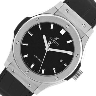 ウブロ(HUBLOT)のウブロ HUBLOT クラッシックフュージョン 腕時計 メンズ【中古】(その他)