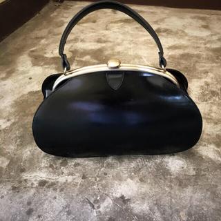 ダコタ(Dakota)のレトロなハンドバッグ/ブラック(ハンドバッグ)