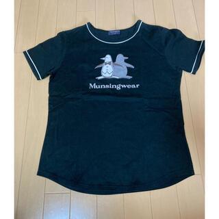 マンシングウェア(Munsingwear)のマンシングウェア Tシャツ Mサイズ(Tシャツ/カットソー(半袖/袖なし))