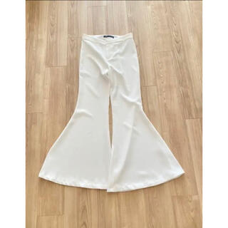 ZARA - ZARA パンツ ホワイト XS