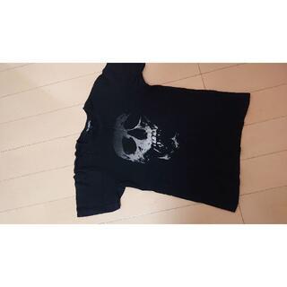 ジョーイヒステリック(JOEY HYSTERIC)の売り切り!JOYヒステリックグラマー スカルベリーTシャツ サイズL 140(Tシャツ/カットソー)