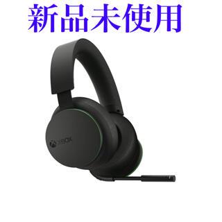 マイクロソフト(Microsoft)のXbox ワイヤレス ヘッドセット(ヘッドフォン/イヤフォン)