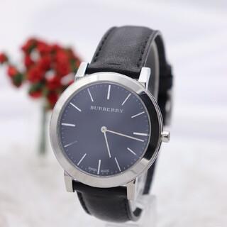 バーバリー(BURBERRY)の正規品【新品電池】BURBERRY/BU2351 メンズ 動作品 人気モデル(腕時計(アナログ))