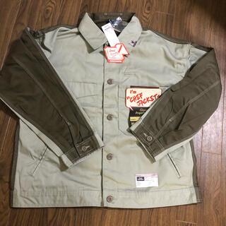 ジーユー(GU)のGUミハラヤスヒロシャフジャケット L 限定 コラボ(新品)(ブルゾン)