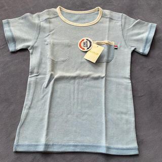 エニィファム(anyFAM)のTシャツ 120 男の子(水色)any FAM(Tシャツ/カットソー)