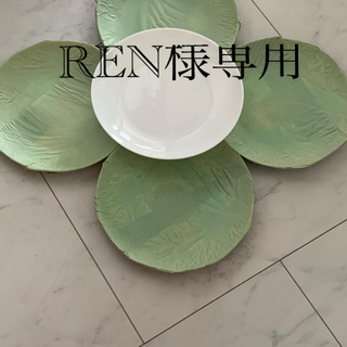 ヤマザキセイパン(山崎製パン)のヤマザキ春のパン祭り白いお皿(食器)