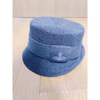 ヴィヴィアンウエストウッド(Vivienne Westwood)のVivienne Westwood 帽子 ハット 今期 新品未使用(ハット)