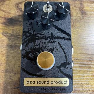 Idea Sound Product IDEA-RTX ver.1(エフェクター)