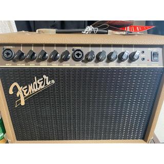 フェンダー(Fender)のFENDER フェンダー ACOUSTASONIC™ 40 アンプ(ギターアンプ)