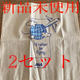 【n様専用】ANA アナ オリジナルエコバッグ 新品未使用(エコバッグ)
