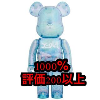 メディコムトイ(MEDICOM TOY)のx-girl be@brick 1000% 2021(その他)