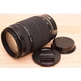ペンタックス(PENTAX)のE25/PENTAX smc DA L 55-300mm /3200B(レンズ(ズーム))