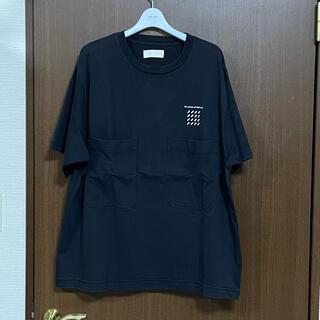 アンユーズド(UNUSED)のネオンサイン  Tシャツ(Tシャツ/カットソー(半袖/袖なし))