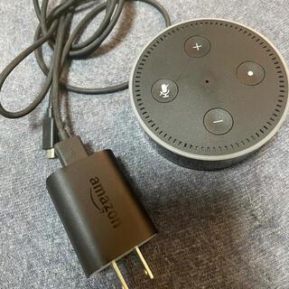エコー(ECHO)のAmazon echo dot 第二世代 黒(スピーカー)