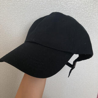 カシータ(casiTA)のcasita 黒キャップ(キャップ)