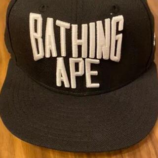 アベイシングエイプ(A BATHING APE)のA BATHING APE アベイシングエイプキャップ。ミスチル桜井和寿(キャップ)