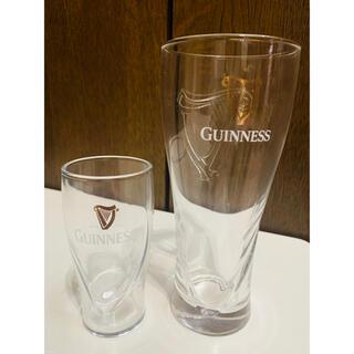 キリン(キリン)のギネスビール ビアグラス 2個(グラス/カップ)