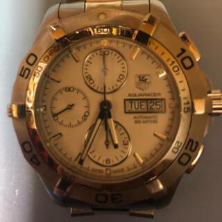 タグホイヤー(TAG Heuer)のタグホイヤーニューアクアレーサーcaf2011(腕時計(アナログ))