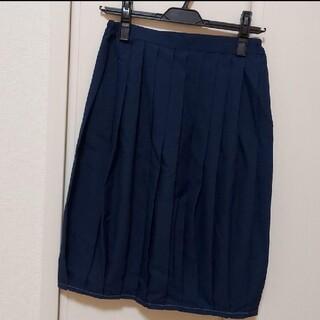 ボディライン(BODYLINE)のBODYLINE 制服 プリーツスカート(ひざ丈スカート)