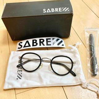 SABRE セイバー メガネ 眼鏡 伊達眼鏡 サングラス