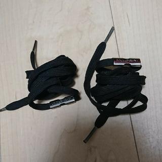 ドルチェアンドガッバーナ(DOLCE&GABBANA)のDOLCE&GABBANA  黒 靴ひも(その他)