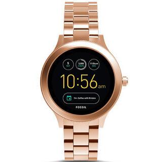 フォッシル(FOSSIL)の箱付き美品⁂FOSSIL スマートウォッチ(腕時計)