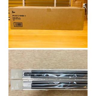 【送料込・新品】ゼインアーツ ギギ1 + アップライトポール150×2本(テント/タープ)