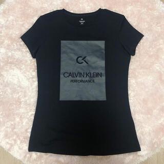 カルバンクライン(Calvin Klein)のカルバンクライン♡Tシャツ(Tシャツ(半袖/袖なし))