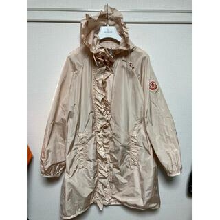 モンクレール(MONCLER)のモンクレール ジーニアス コート 0 シモーネロシャ ロゴ Moncler(スプリングコート)
