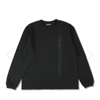 シー(SEA)のWIND AND SEA Vartical-sharpness L/S Tシャツ(Tシャツ(長袖/七分))