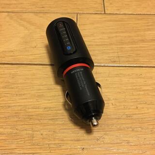 エレコム(ELECOM)のBluetooth FMトランスミッター (BASS) ELECOM(車内アクセサリ)