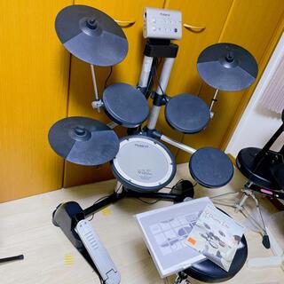 ローランド(Roland)のRoland V-Drums HD-1 電子ドラム(電子ドラム)